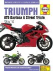 Triumph 675 Daytona & Street Triple  (06 - 10) Haynes Manual